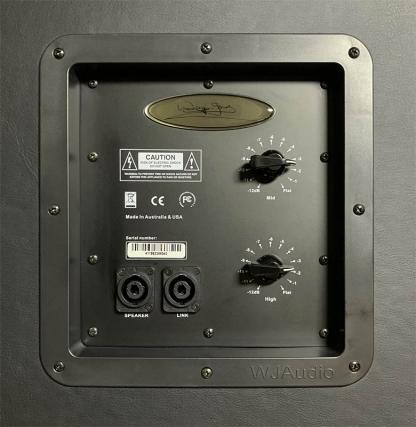 WJ 700 Watt Passive 2x10 Bass Cabinet - 8 Ohms, Compact, Hi End, Crystal Clear, Full Range 2×10 Bass Cabinet (40 Hz – 20 KHz)