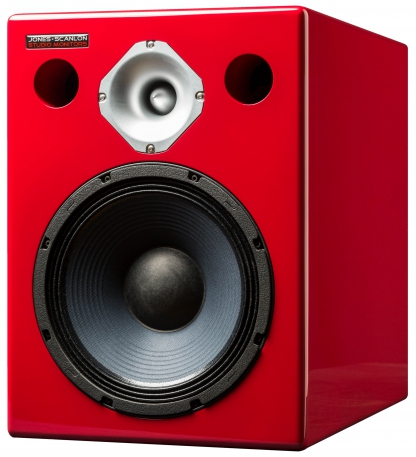 Jones-Scanlon studio monitors - recording engineering, audio and film post production, sound track mastering, audio mixing, sound mixing, recording studio gear.