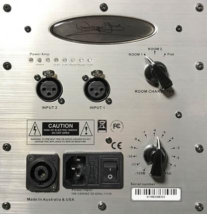 Jones-Scanlon - 1000 Watt 1x10 Studio Monitors & Home Theatre Monitors