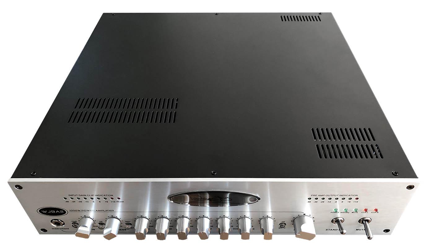 the wjba2 1000 watt bass guitar amplifier. Black Bedroom Furniture Sets. Home Design Ideas